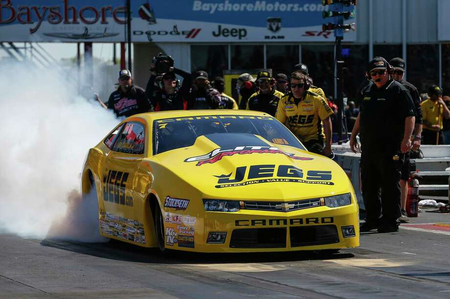 Jeg coughlin jr has best race of year houston chronicle for Royal motors houston tx