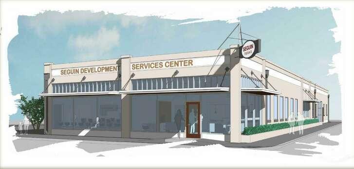 Planned Development Services Center in Seguin