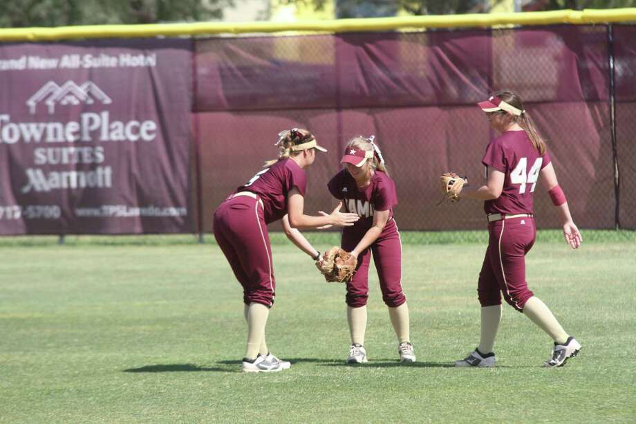 TAMIU was held scoreless in both games on Opening Day at the Arkansas Tech Winter Invitational. The Dustdevils lost 1-0 in 10 innings to No. 25 Augustana before falling 4-0 against Central Oklahoma. Photo: Courtesy Of TAMIU Athletics, File