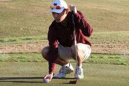 Justin Kim had a pair of birdies Tuesday in the final round of the Heartland Conference Golf Championships.