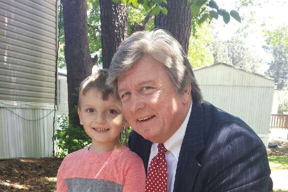 Baytown attorney Craig Muessig is pleased a Jefferson County jury decided in favor of his client, 4-year-old Rayden Meadows. The child's father was killed while changing a flat tire on I-10 in Beaumont in January 2016 by an alleged drunk driver.