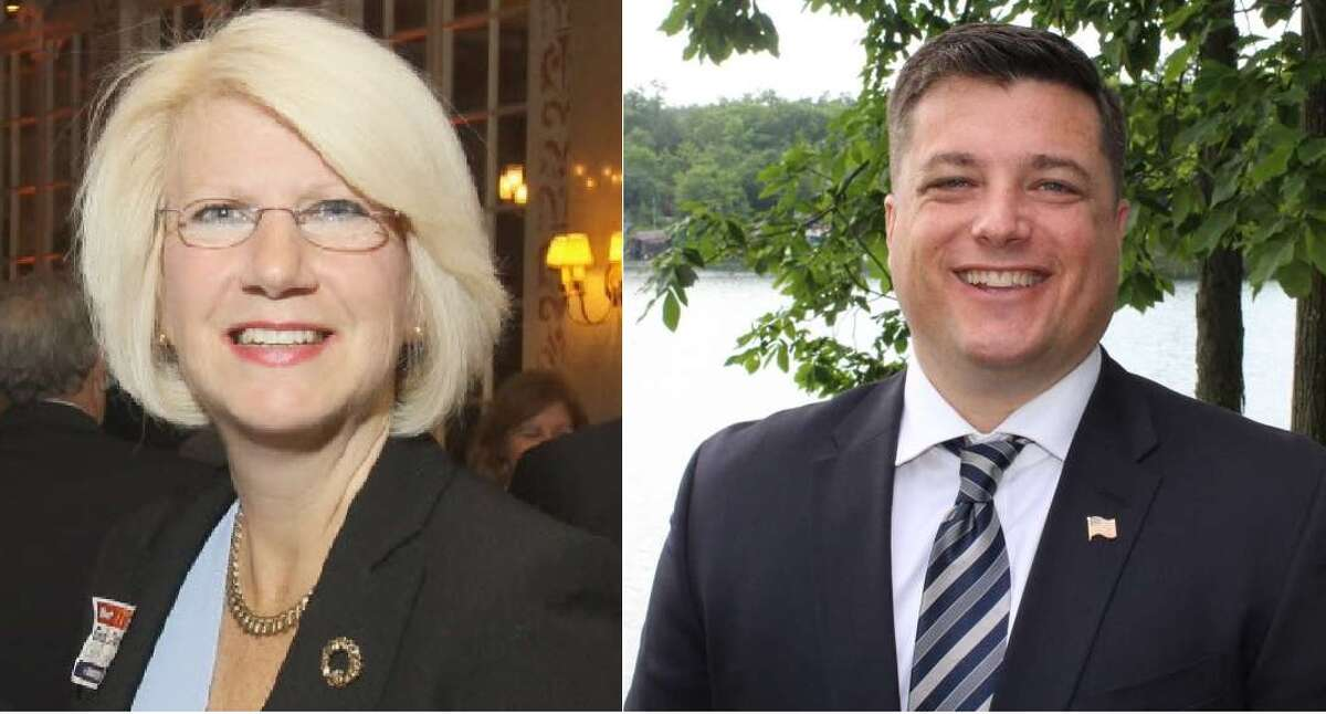 Rensselaer County legislators Cindy Doran and Jake Ashby are vying to replace Steve McLaughlin in the Assembly