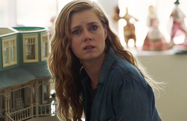 Why It Was 'Irresistible' for 'Sharp Objects' to Hide Amma ...