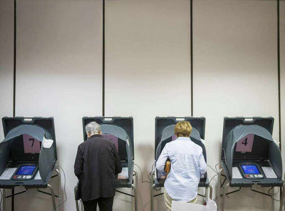 Democrats are most likely to benefit from the increase because new voters, one political analyst says. >>We asked candidates what they were focused on. Here's what they said... Photo: Mark Mulligan, Houston Chronicle / Houston Chronicle / © 2018 Houston Chronicle