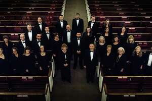 """Connecticut Chamber Choir brings its 40th anniversary season to a close with a """"Lux Aeterna"""" on May 6 at St. Theresa Church in Trumbull."""