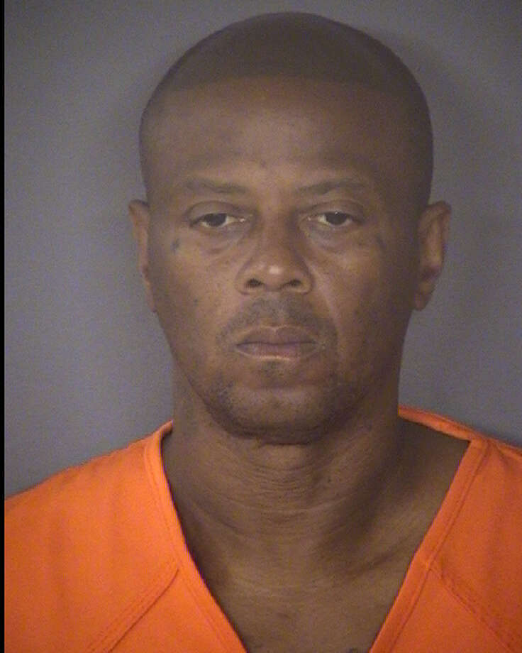 Rickey Shelton, 50, is accused of unlawful restraint.