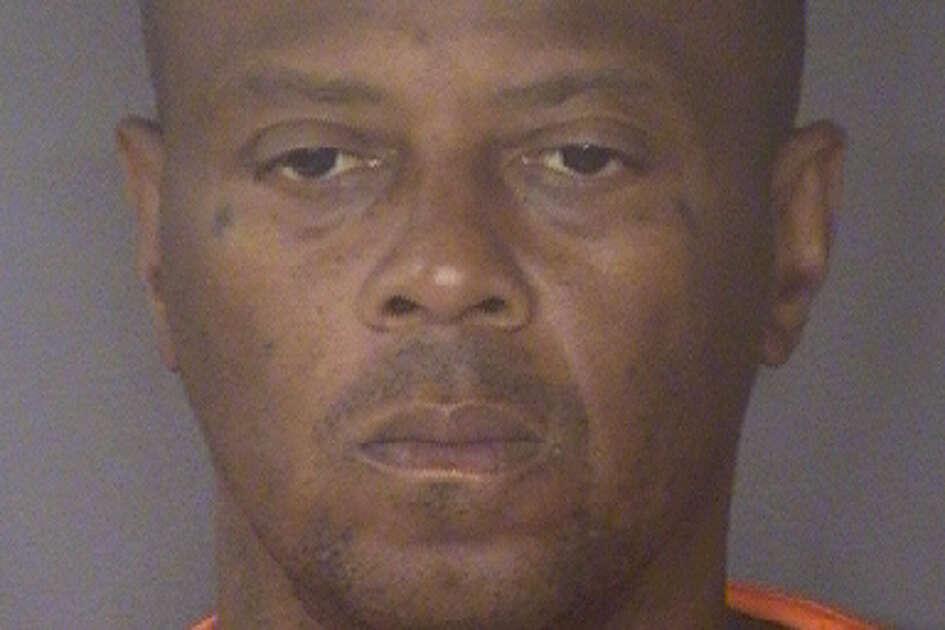 Rickey Shelton, 50, is accused of unlawful restraint.