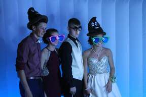 Tuxedos, glamorous dresses and a lot of fun could be spotted Saturday night at Ubly Heights Golf and Country Club as Deckerville students celebrated prom.