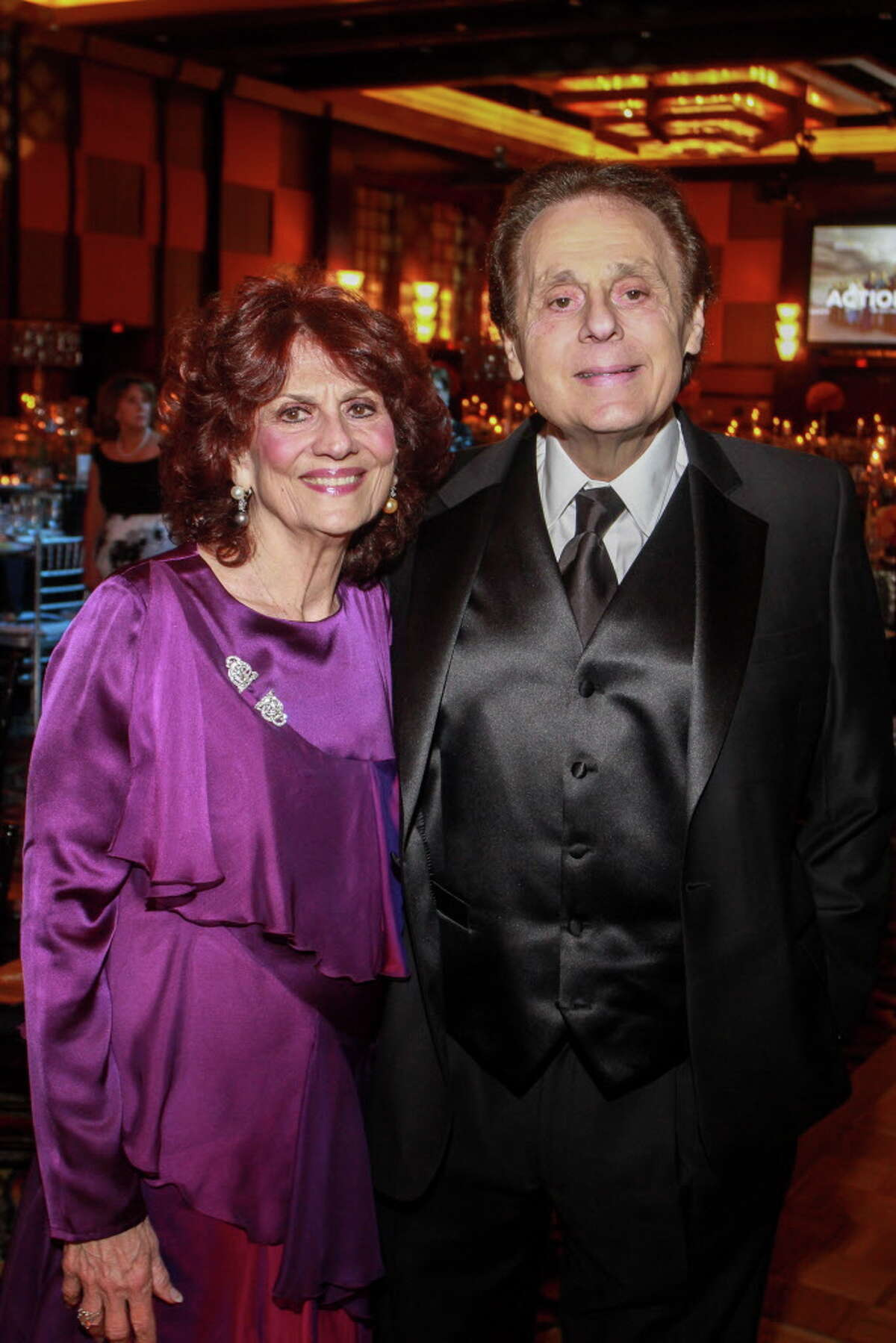 Donna and Tony Vallone at the Memorial Hermann gala.