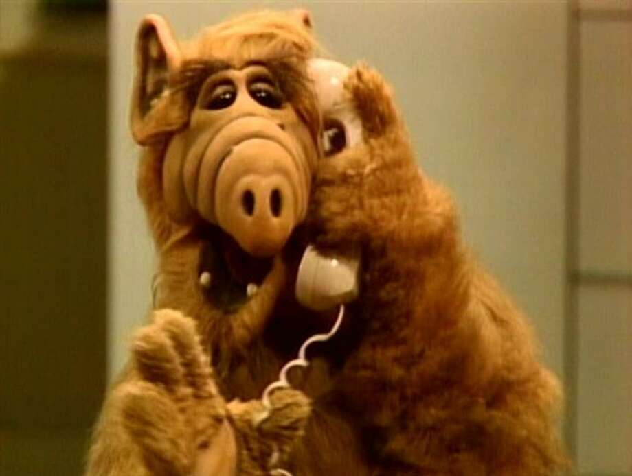 "The TV sitcom ""ALF."" Photo: NBC Photo"