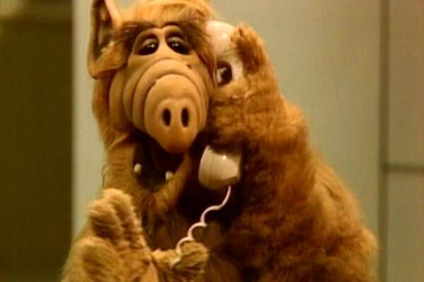 "The TV sitcom ""ALF."""