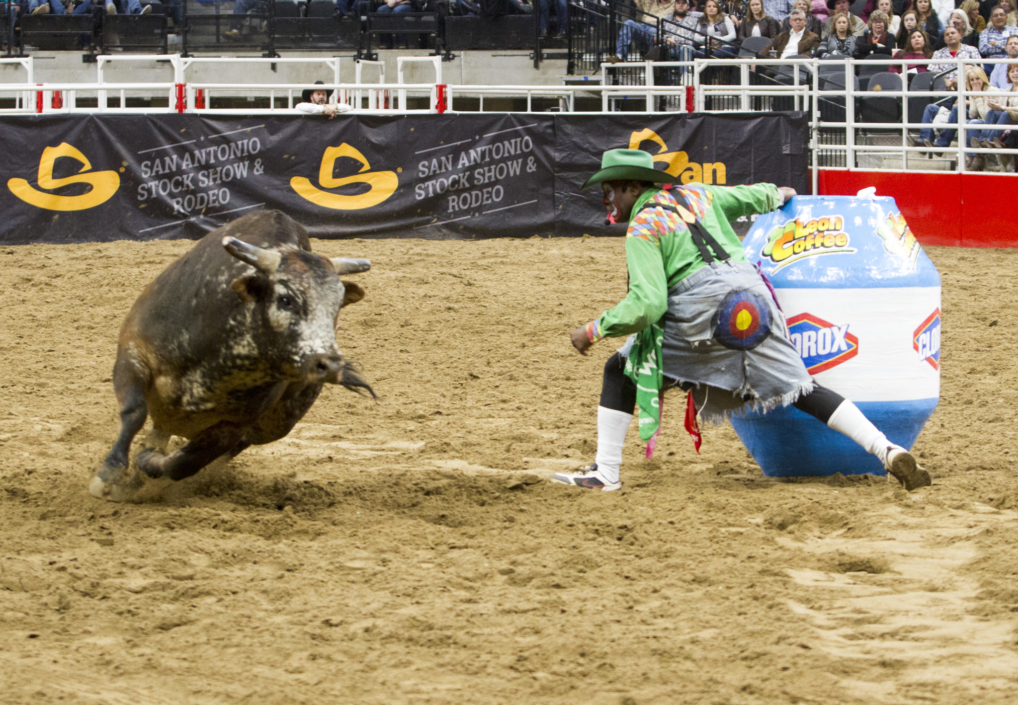 San Antonio Stock Show Amp Rodeo S Leon Coffee Inducted Into