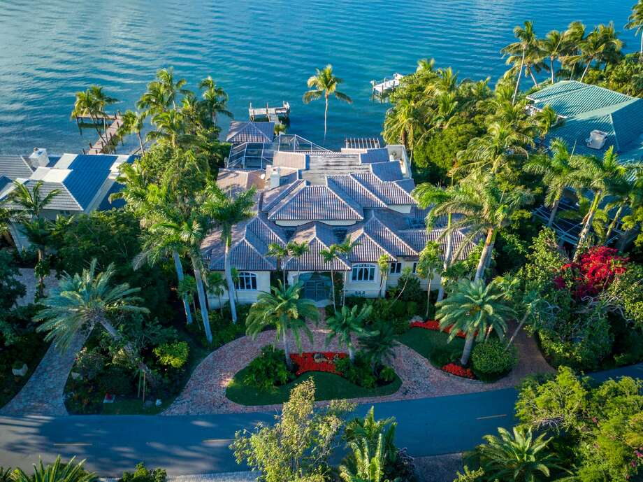 Kathie Lee Gifford has put her Key Largo, FL, house on the market for  $10.5 million. The vacation home was left to her by her late husband,  Frank Gifford. Photo: Watson Luxury Properties