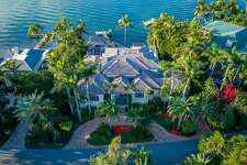 Kathie Lee Gifford has put her Key Largo, FL, house on the market for  $10.5 million. The vacation home was left to her by her late husband,  Frank Gifford.