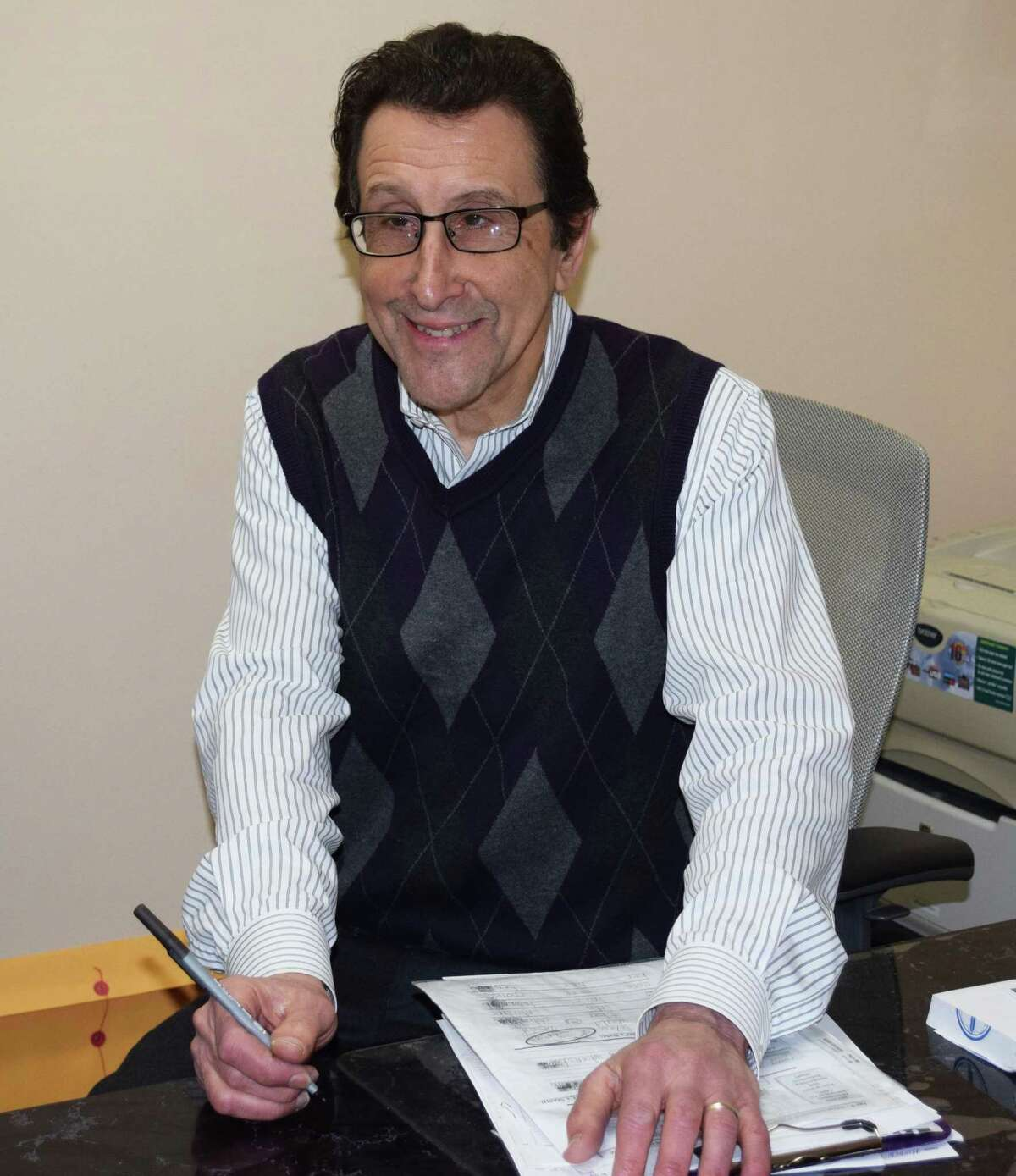 Dr. Arthur Klein operates Family First Chiropractic and Wellness Center in New Milford. The practice is celebrating its 25th anniversary in 2018.
