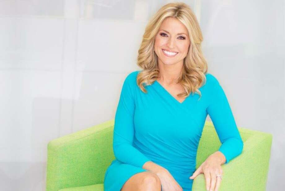 "In her new memoir, Ainsley Earhardt stresses her faith and how it led her to her dream job of anchoring Fox News' signature news program ""Fox & Friends,"" a go-to show for President Trump. Photo: Fox News"