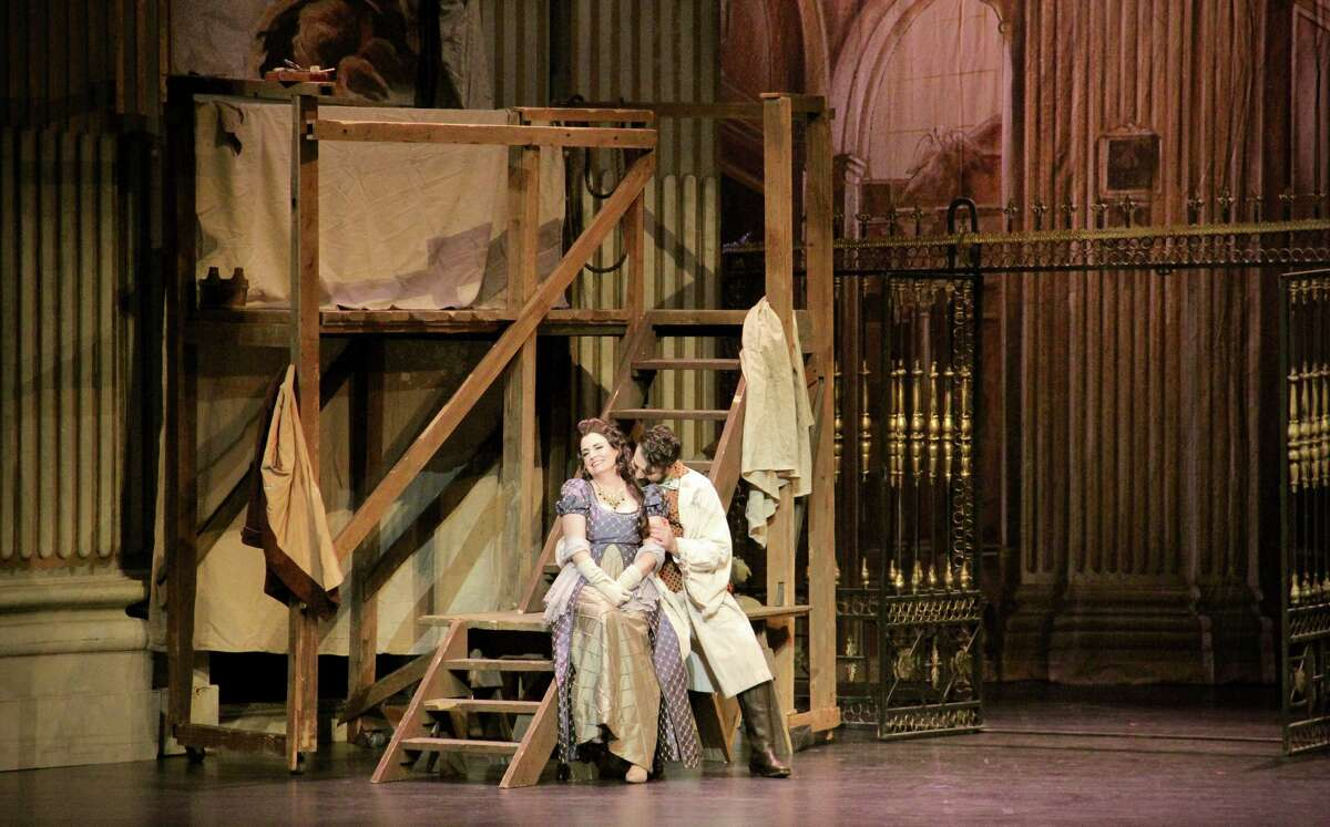 'Tosca' by Permian Basin Opera opened for one night on April 20 at the Wagner Noel Performing Arts Center.