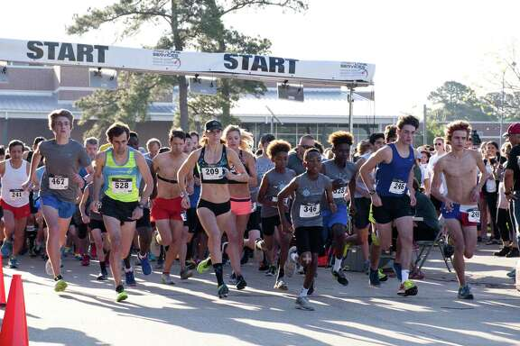 Approximately 2,500 race participants are expected come out for 5K run at the Spring Branch Education Foundation 2018 Running for the Arts Fest May 5.