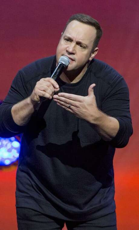 Kevin James: Never Don't Give Up Photo: KC Bailey / Netflix