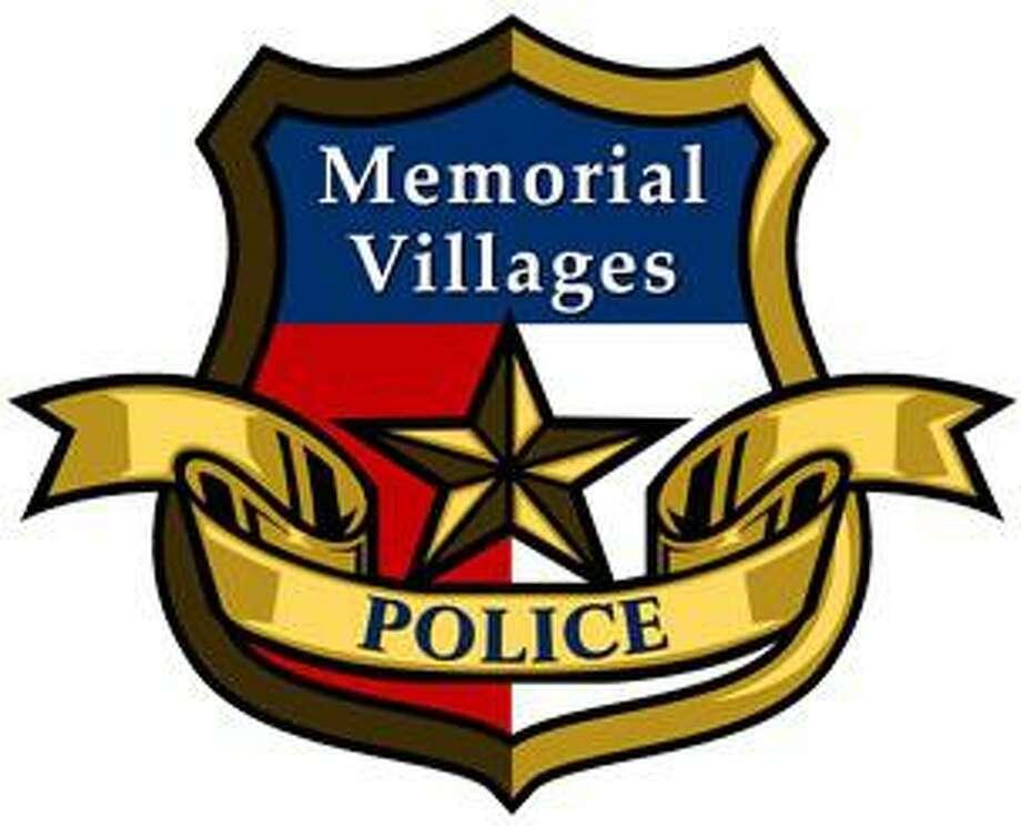 Memorial Villages Police Department Photo: Memorial Villages Police Department / Memorial Villages Police Department