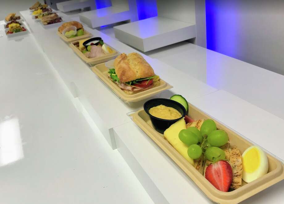 Alaska Airlines New Economy Class Meals Sfgate