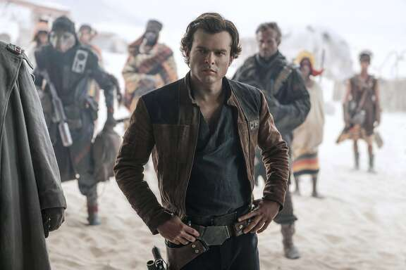 """Solo: A Star Wars Story"" is a standalone film in the franchise featuring characters including Han Solo, Lando Calrissian and Chewbacca before the events in ""Star Wars."""