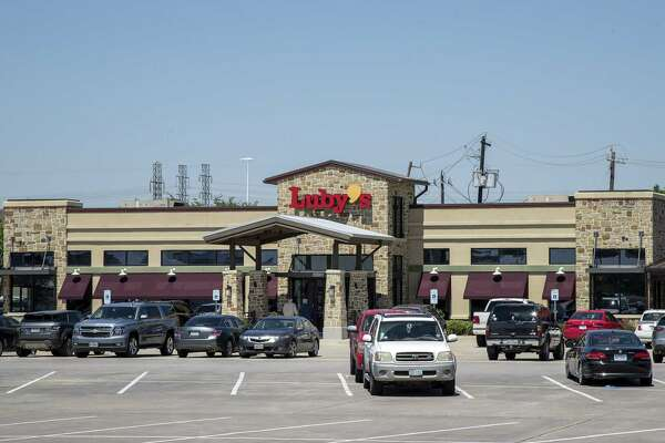 A Luby's location in Webster is seen, Monday, April 23, 2018, in Webster. Luby?'s plans to offer more discounts at its cafeteria-style restaurants to boost customer loyalty amid falling sales. ( Jon Shapley / Houston Chronicle )