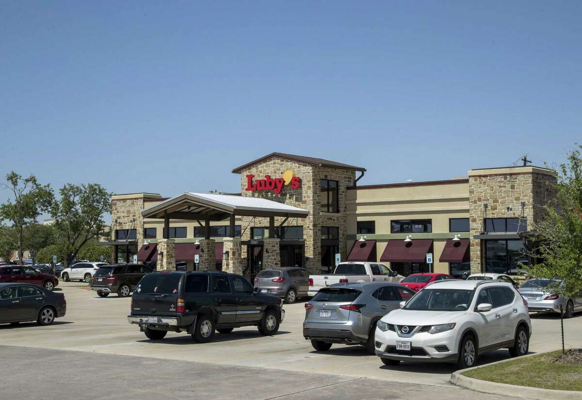 A Luby's location in Webster is seen, Monday, April 23, 2018, in Webster. Luby's plans to offer more discounts at its cafeteria-style restaurants to boost customer loyalty amid falling sales. ( Jon Shapley / Houston Chronicle )