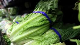 Romaine lettuce from Yuma, Arizona, has been linked to an E. coli outbreak by the Centers for Disease Control and Prevention. Consumers have been advised to throw away all romaine lettuce for which the origin can't be determined.