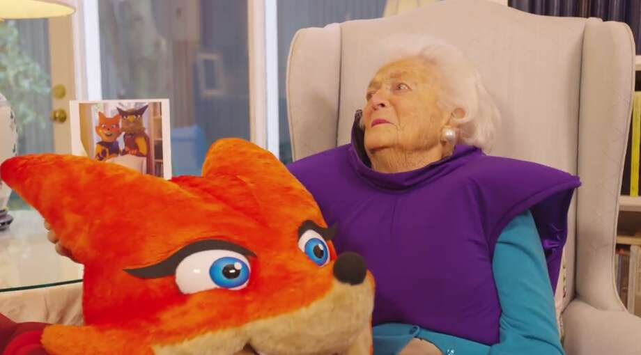 On Monday the Barbara Bush Houston Literacy Foundation shared a video made with former first lady Barbara Bush to tout the work done by the foundation. See photos from the Houston-wide outpouring of love for the former first lady...  Photo: Barbara Bush Houston Literacy Foundation
