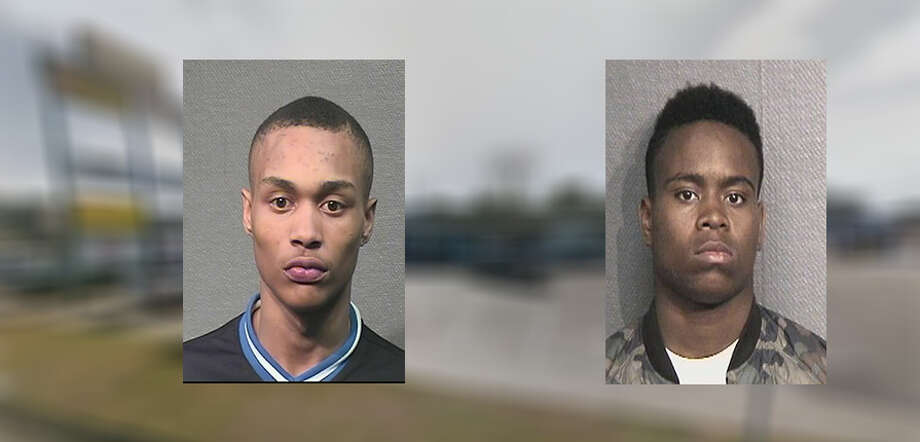 Kevon Latreal Mills, 17, left, and Ketrell Raynard Beasley, 17, allegedly shot and killed Cornelius Jackson, 20, on Feb. 25, Houston police said. Photo: Houston Police Department