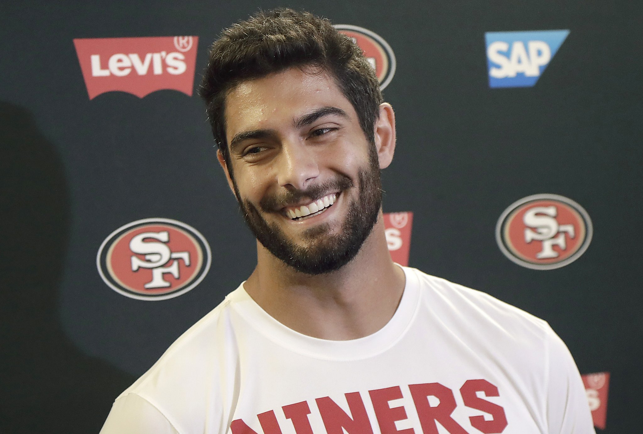 7f9a71c194e Steve Young  Jimmy Garoppolo uniquely equipped to handle great expectations