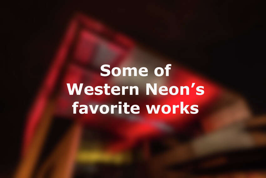 We asked creative director Dylan Neuwirth for some examples of the iconic signs around town that Western Neon has created. Here's what he said...