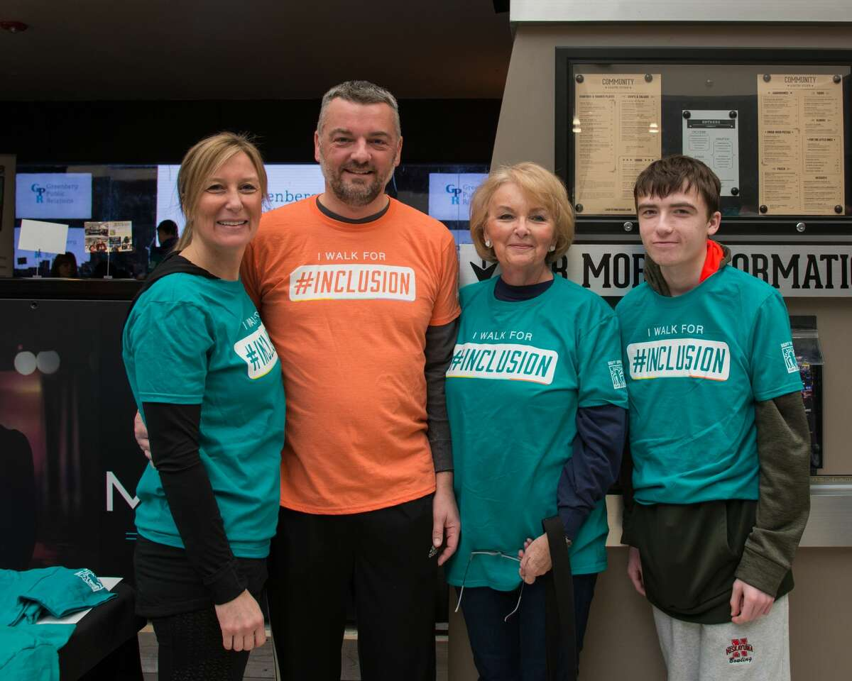 Were you seen at the 2018 Best Buddies Friendship Walk on Sunday, April 22, 2018 at Crossgates mall?