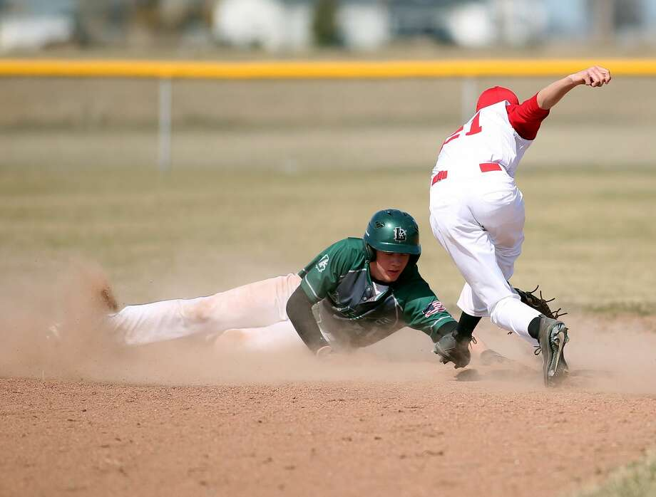 Marlette at EPBP — Baseball/Softball 2018 Photo: Paul P. Adams/Huron Daily Tribune