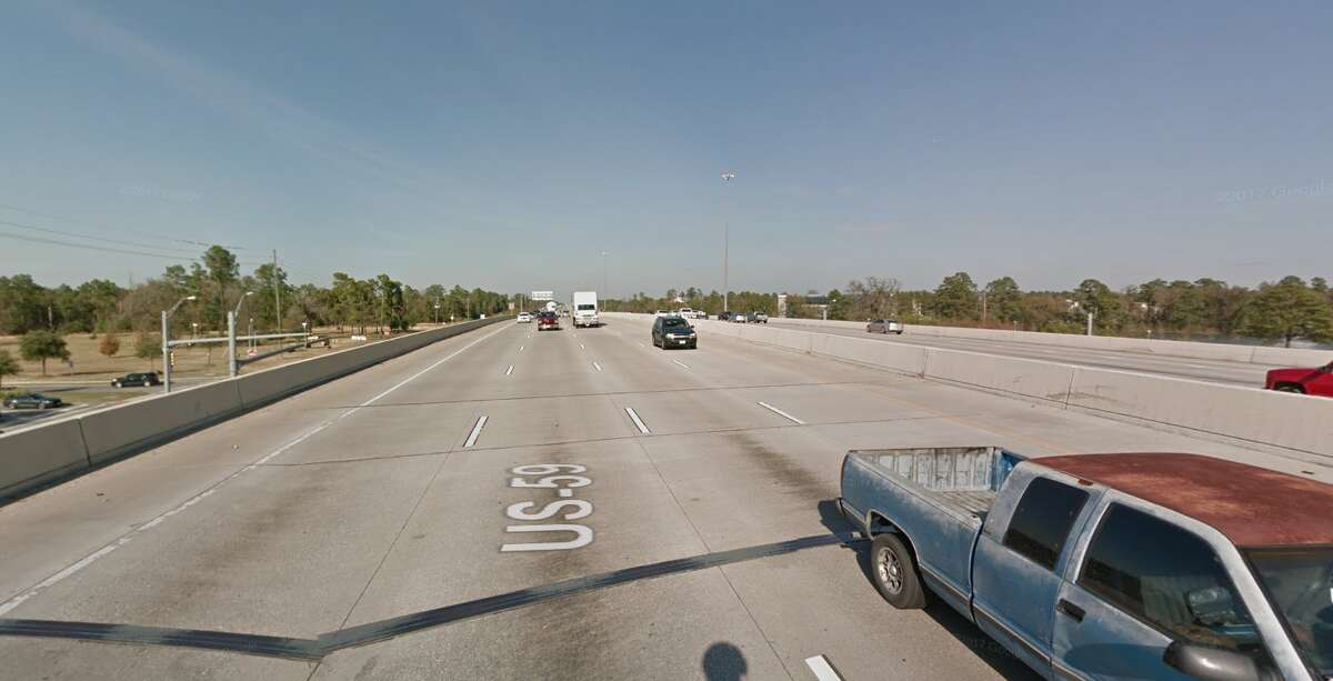 IH-69 in Montgomery County Location of roadwork: Northbound and southbound from Kingwood Dr. to FM 1960 Lanesaffected:One inside lane Schedule:Closed continuously until 5:00 AM, Sunday, August 12. View on map