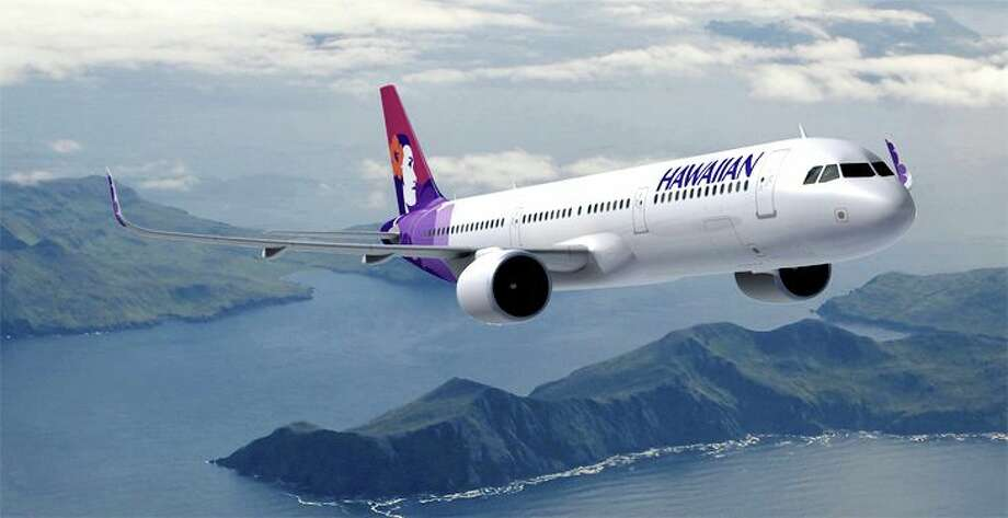 Hawaiian will be deploying new Airbus A321neos on more West Coast routes- including Long Beach, California. (Image: Airbus) Photo: Airbus