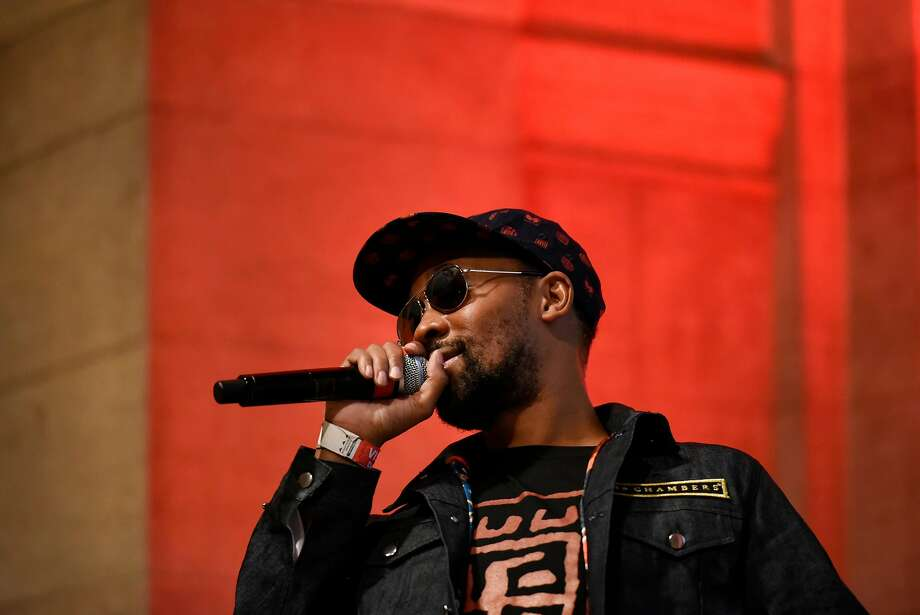 """RZA will live score his favorite film, """"The 36th Chamber of Shaolin."""" Photo: Michael Short / Special To The Chronicle 2017"""