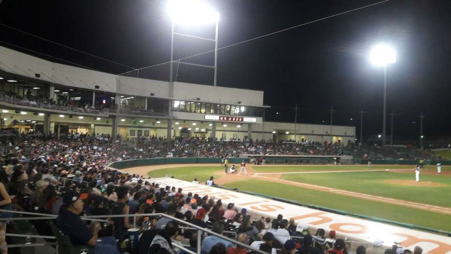 The Tecolotes Dos Laredos are averaging an attendance of 4,287 through their first six games at Uni-Trade Stadium. Photo: Courtesy Of Tecolotes Dos Laredos