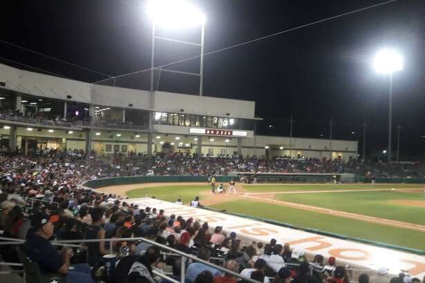 The Tecolotes Dos Laredos are averaging an attendance of 4,287 through their first six games at Uni-Trade Stadium.