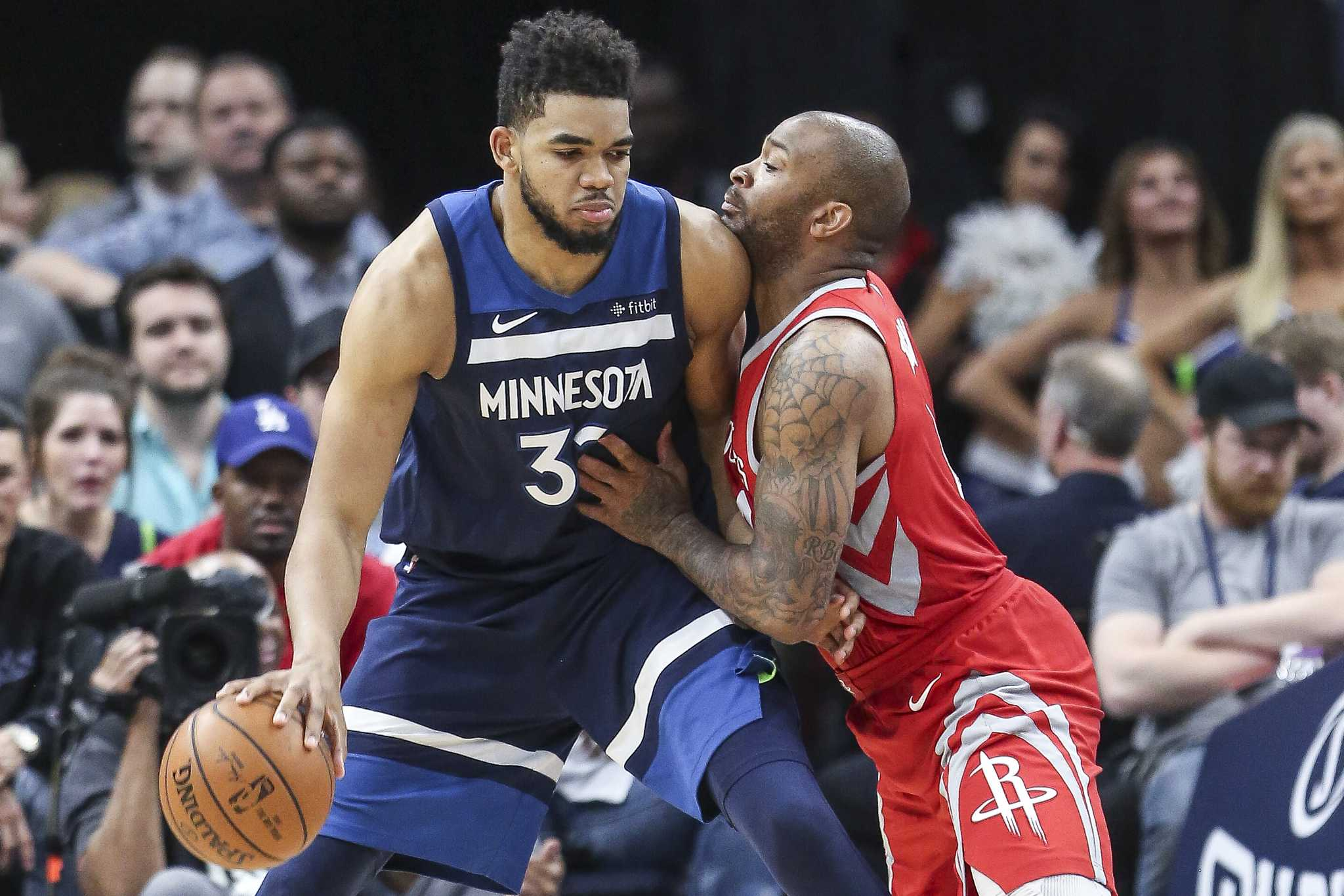 NBA West after free agency: No. 10 Timberwolves