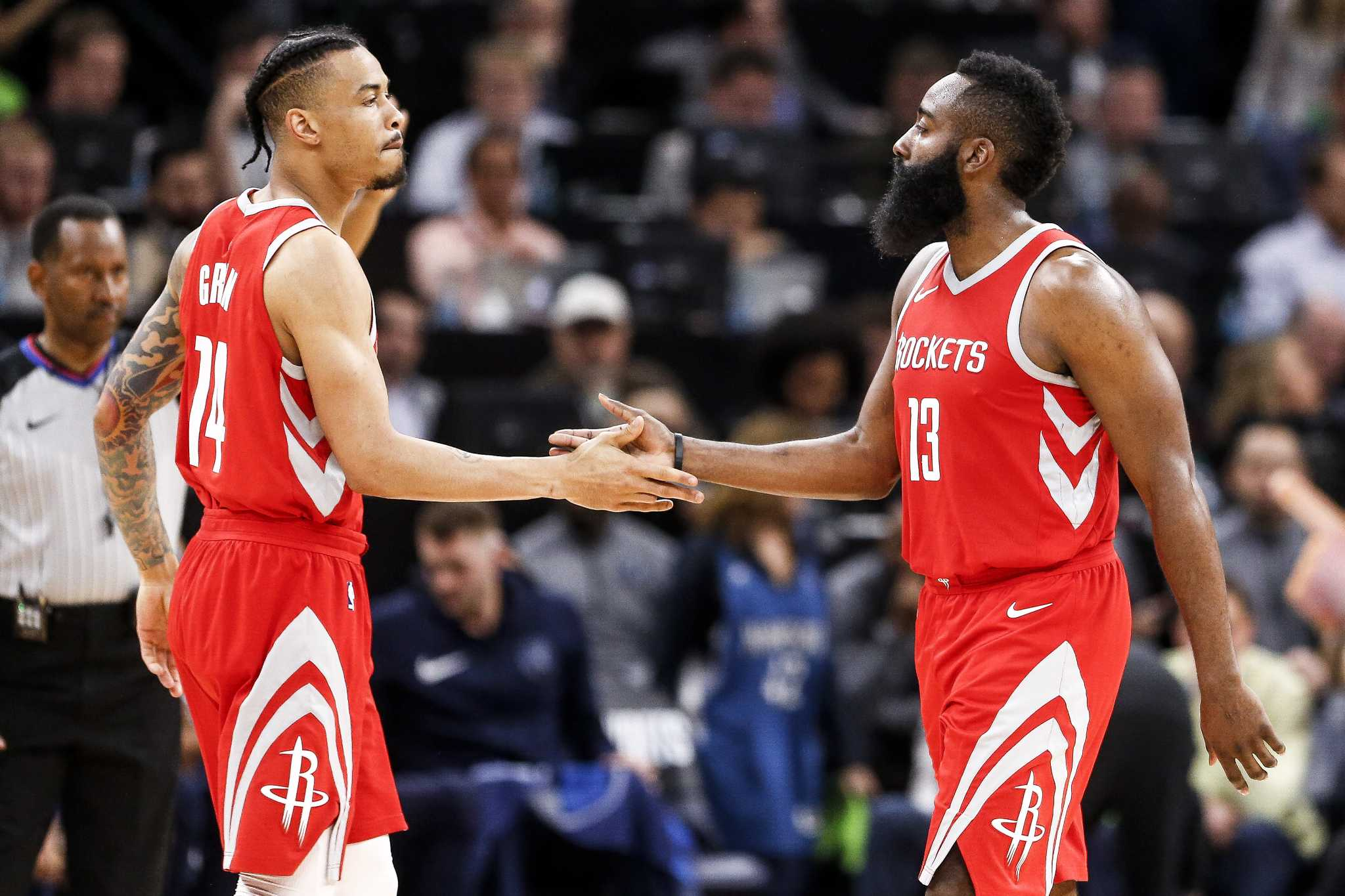 Gerald Green Cracks Rockets Opening Day Roster Health Breaking News