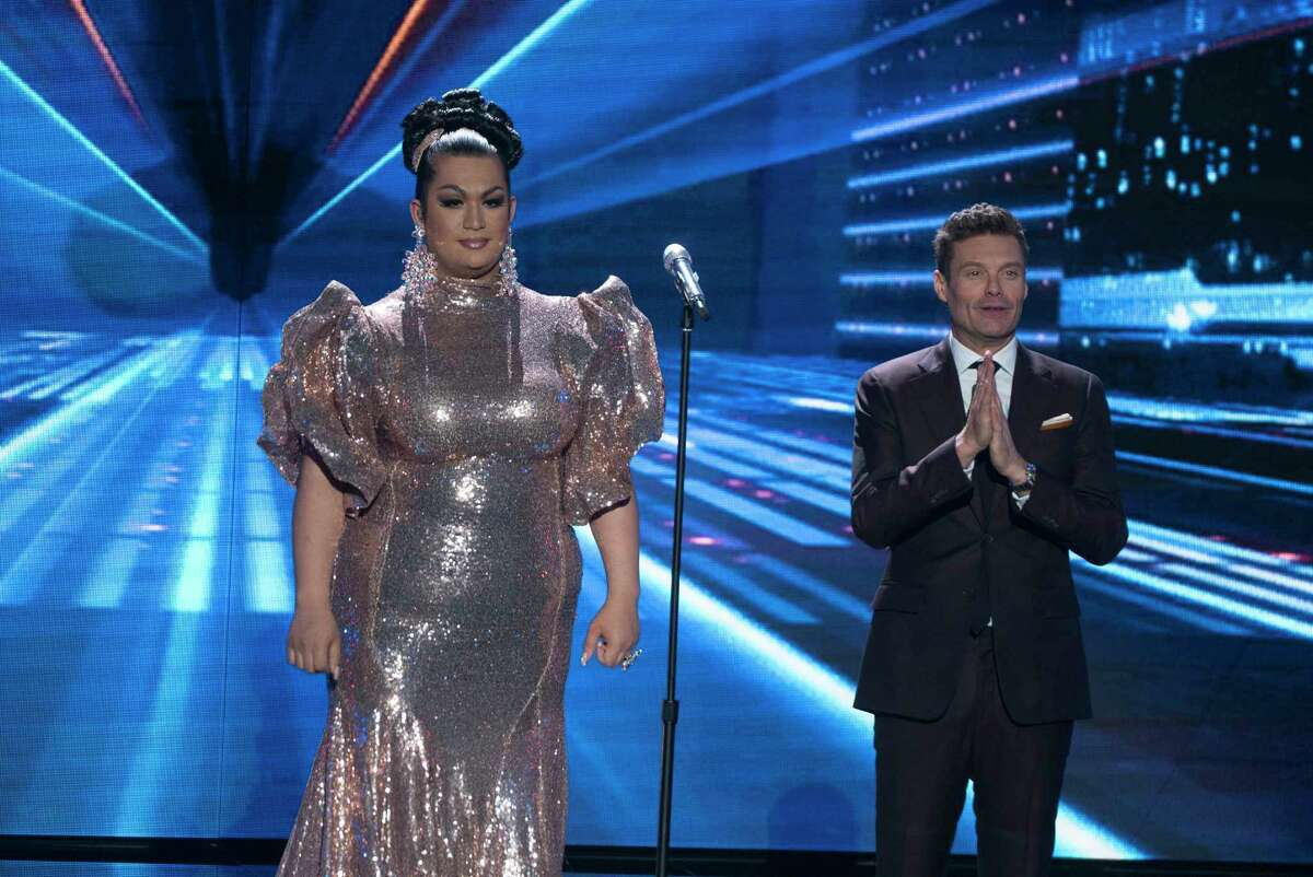 Ada Vox advances to the top 10 on 'American Idol.'