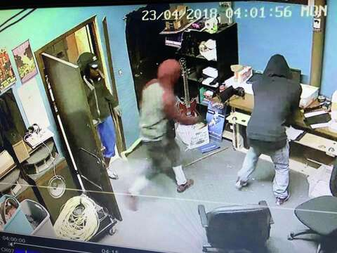 Thieves pass up pricey electronics for cash during break-in at The
