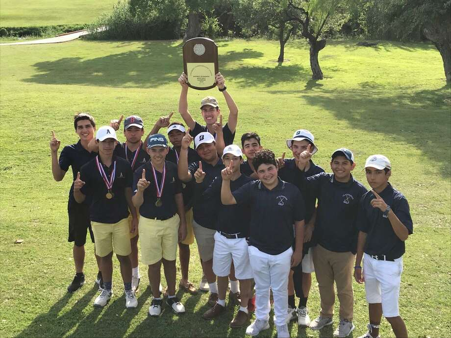 Alexander, the four-time reigning district champion, opened play in the Regional golf tournament in San Antonio on Monday. Photo: Courtesy Photo