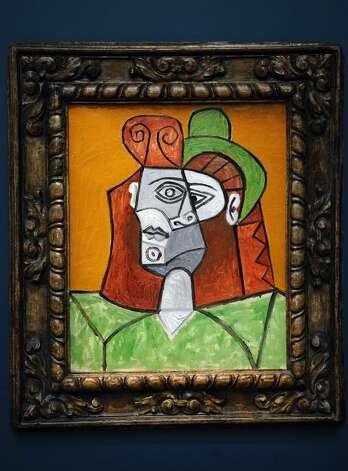 Femme au Chapeau Vert\