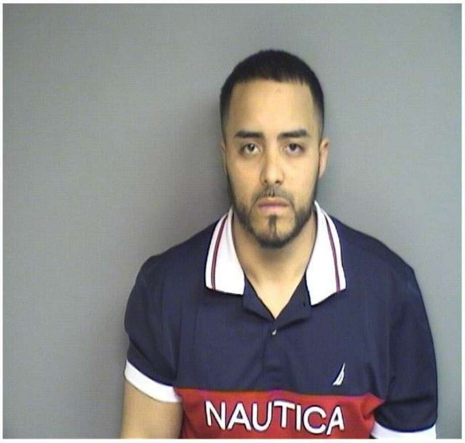 Jesus Seguinot, 28, of Stamford, was arrested for allegedly being in possession of over two ounces of powder cocaine and crack cocaine on Friday. Photo: Stamford Police / Contributed