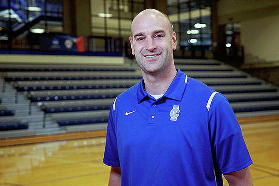 Photo | Warmowski Photography Steve Schweer has been named as the new head men's basketball coach at Illinois College.