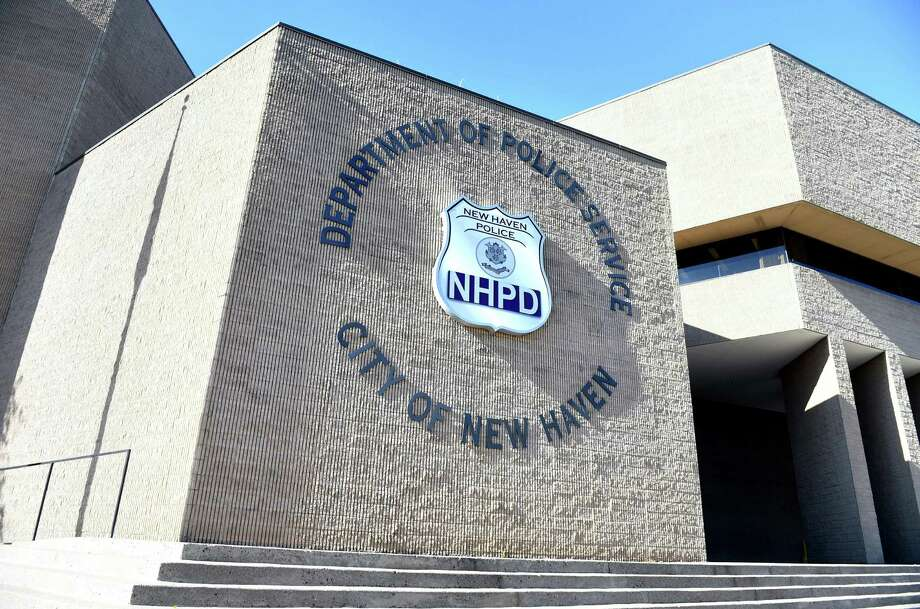 The New Haven Police Department. Photo: Arnold Gold / New Haven Register / Hearst Connecticut Media File Photo