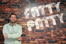 Patrick Fahy, owner of Fatty Patty